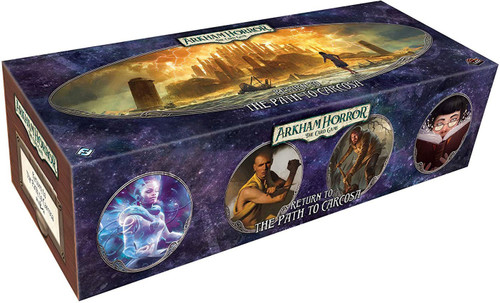 Arkham Horror The Card Game Return To The Path To Carcosa Expansion