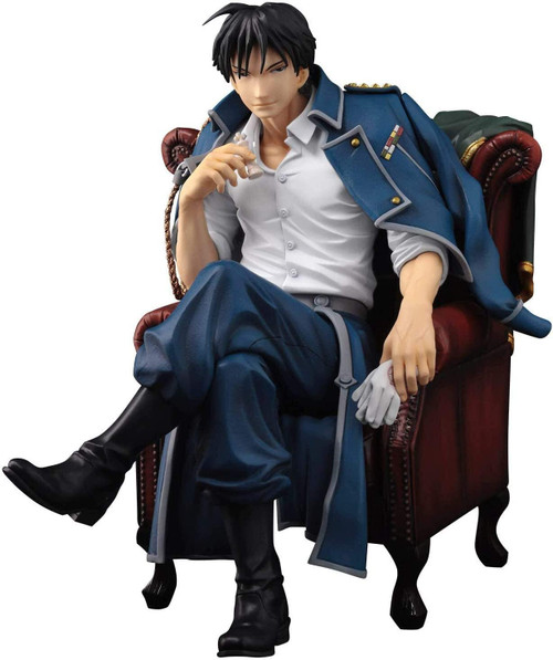 Sentinel Fullmetal Alchemist Roy Mustang 1/8 Collectible Statue (Pre-Order ships March)