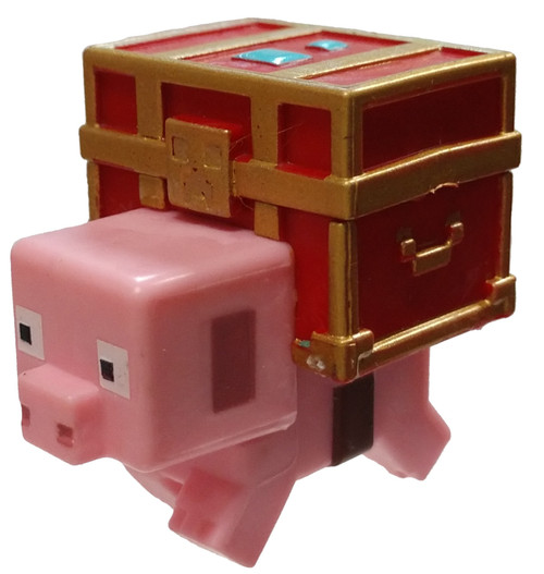 Minecraft Dungeons Series 20 Piggy Bank Minifigure [Loose]