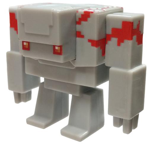 Minecraft Dungeons Series 20 Redstone Golem Minifigure [Loose]