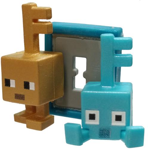 Minecraft Dungeons Series 20 Key Golems Minifigure [Loose]