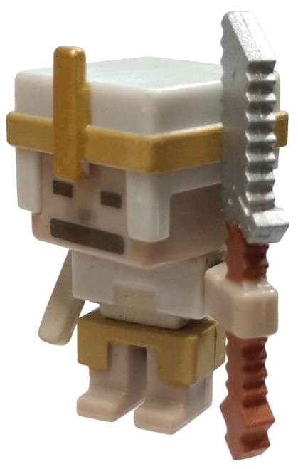 Minecraft Dungeons Series 20 Skeleton Vanguard Minifigure [Loose]