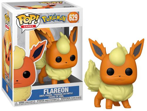 Funko Pokemon POP! Games Flareon Vinyl Figure