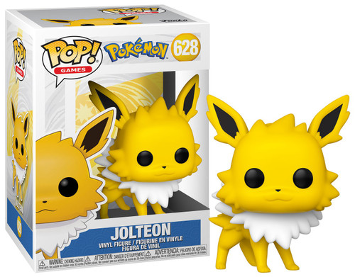 Funko Pokemon POP! Games Jolteon Vinyl Figure