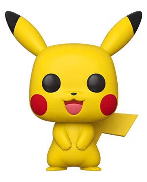 Funko Pokemon POP! Games Pikachu 18-Inch Vinyl Figure