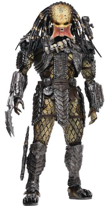 Alien vs. Predator Scar Predator Exclusive Action Figure [Unmasked] (Pre-Order ships October)