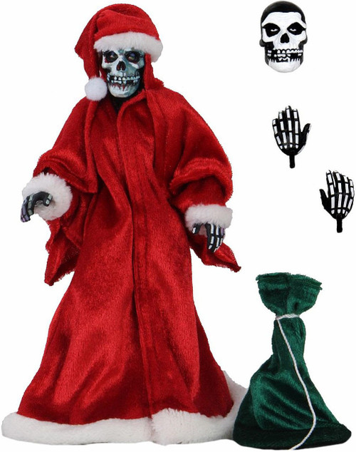 NECA Misfits The Fiend Clothed Action Figure [Holiday Edition]