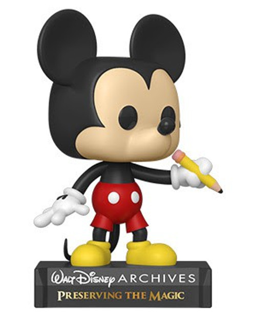 Funko Archives POP! Disney Classic Mickey Mouse Vinyl Figure (Pre-Order ships January)