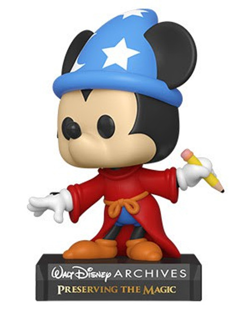 Funko Archives POP! Disney Apprentice Mickey Vinyl Figure (Pre-Order ships February)