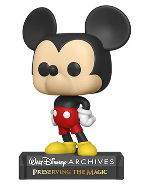 Funko Archives POP! Disney Mickey Mouse Vinyl Figure [Current] (Pre-Order ships February)