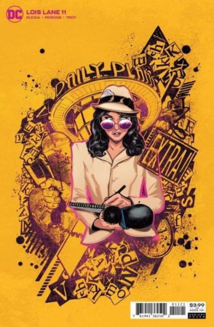 DC Comics Lois Lane, Vol. 2 #11B Comic Book