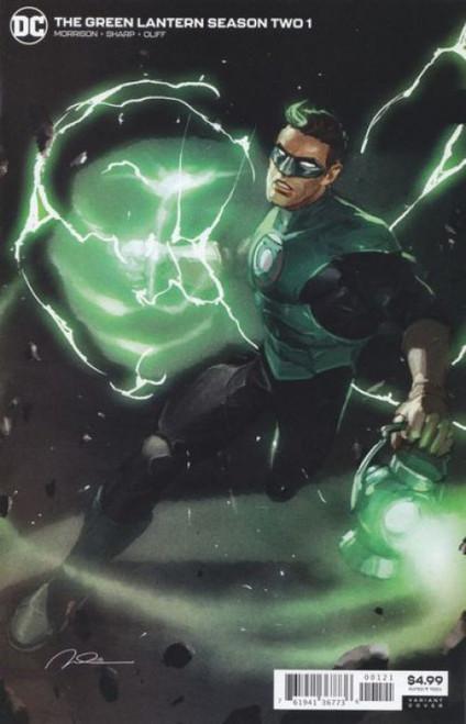 DC Comics Green Lantern, Vol. 6: Season Two #1B Comic Book
