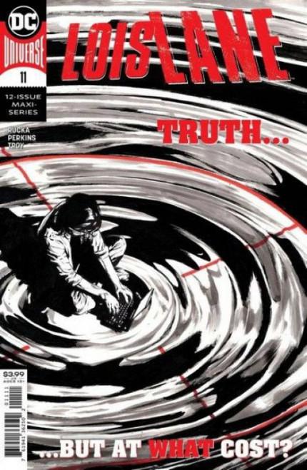 DC Comics Lois Lane, Vol. 2 #11A Comic Book