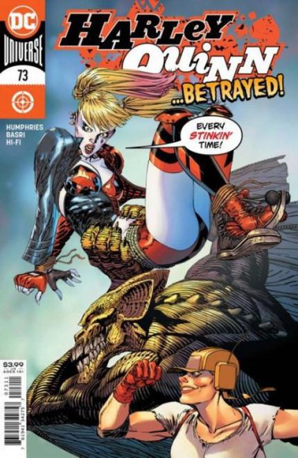 DC Comics Harley Quinn, Vol. 3 #73A Comic Book