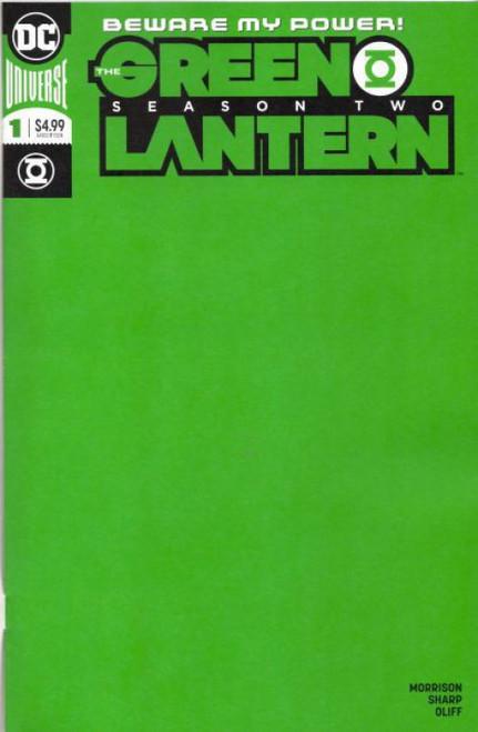 DC Comics Green Lantern, Vol. 6: Season Two #1C Comic Book