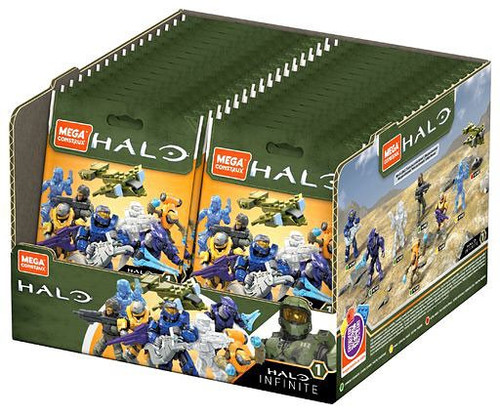 Halo Infinite Series 1 Mystery Box [32 Packs]