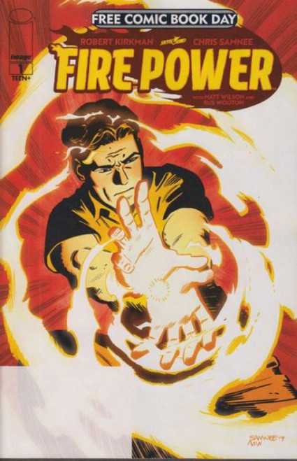 Image Comics Free Comic Book Day 2020 (Fire Power) #1 Comic Book