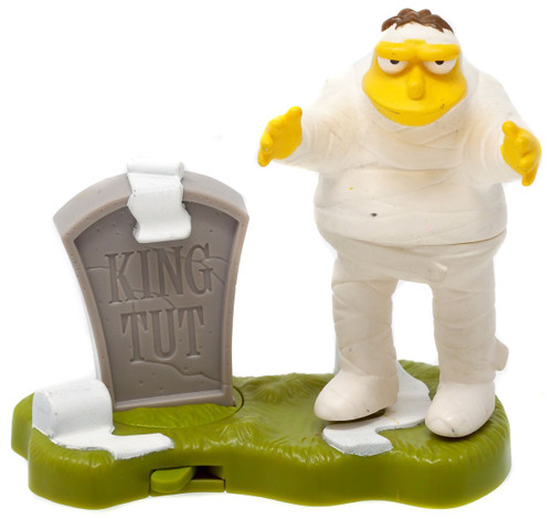The Simpsons Treehouse of Horror Barney Happy Meal Toy