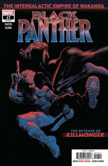 Marvel Black Panther, Vol. 7 #17 Comic Book