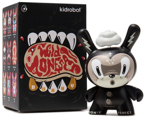 Dunny Wild Ones 3-Inch Mystery Pack