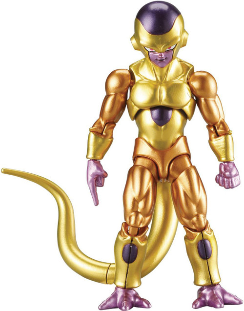 Dragon Ball Super Super Evolve Golden Frieza Action Figure