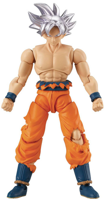 Dragon Ball Super Super Evolve Ultra Instinct Goku Action Figure