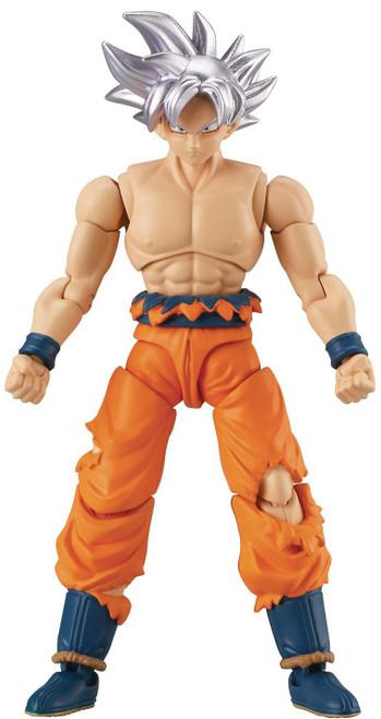 Dragon Ball Super Super Evolve Ultra Instinct Goku Action Figure