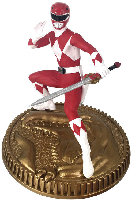 Power Rangers Red Ranger Collectible PVC Statue (Pre-Order ships May)