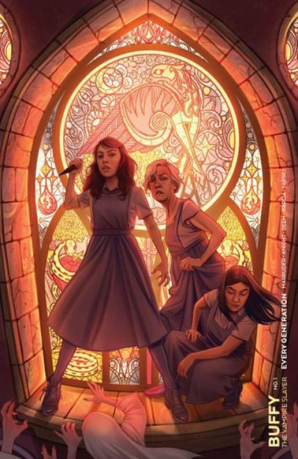Boom! Studios Buffy: Every Generation #1B Comic Book