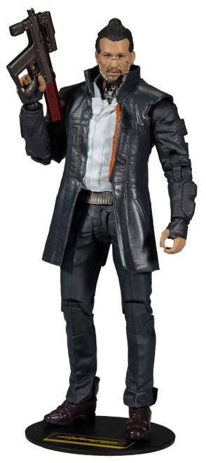 McFarlane Toys Cyberpunk 2077 Takemura Action Figure