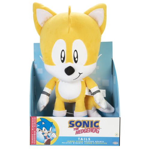 Sonic The Hedgehog Tails JUMBO Plush [Classic]