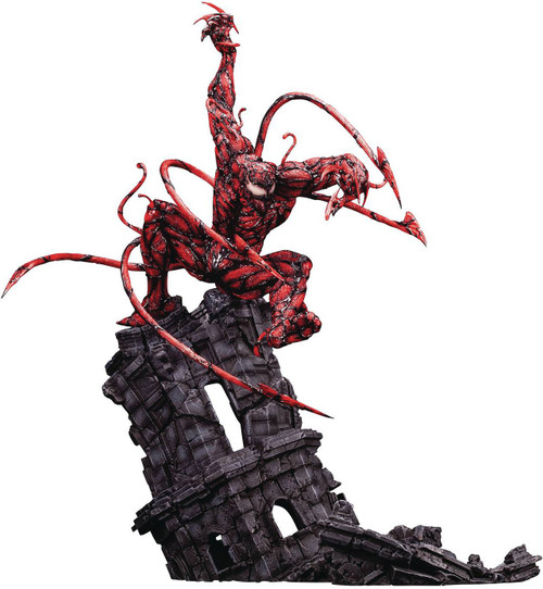 Marvel Universe Maximum Carnage Fine Art Statue (Pre-Order ships September)