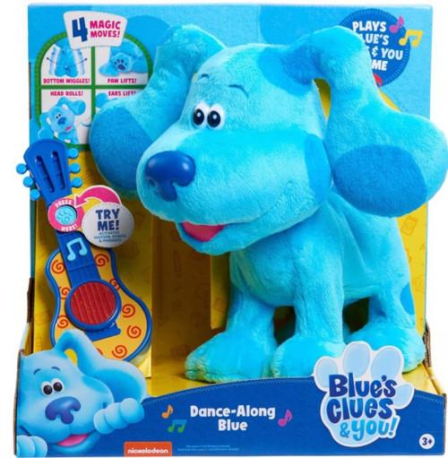 Blue's Clues & You! Dance Along Blue 12-Inch Electronic Plush