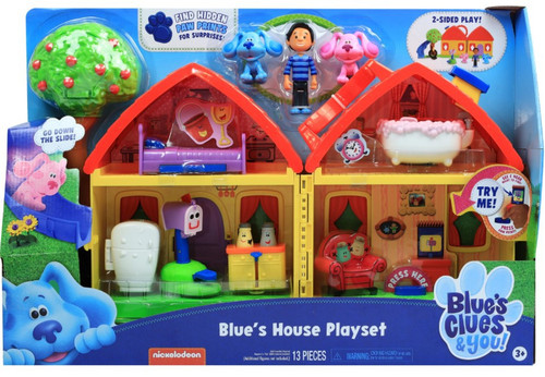 Blue's Clues & You! Blue's House Playset