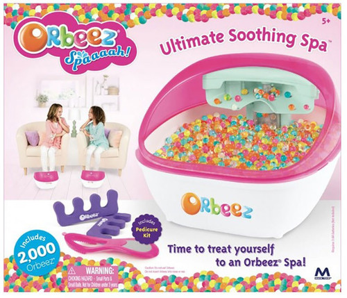 Orbeez Spaaaah! Ultimate Soothing Spa Playset [Includes 2,000 Orbeez]