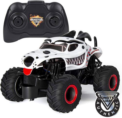Monster Jam Monster Mutt Dalmatian Remote Control Car