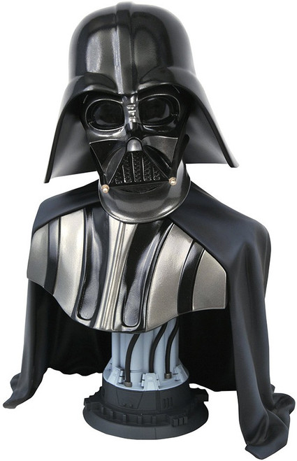 Star Wars A New Hope Legends in 3D Darth Vader Limited to 1000 Half-Scale Bust (Pre-Order ships January)