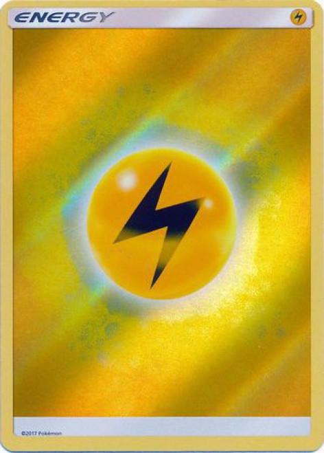 Pokemon Sun & Moon Promo Holo Lightning Energy [V1]