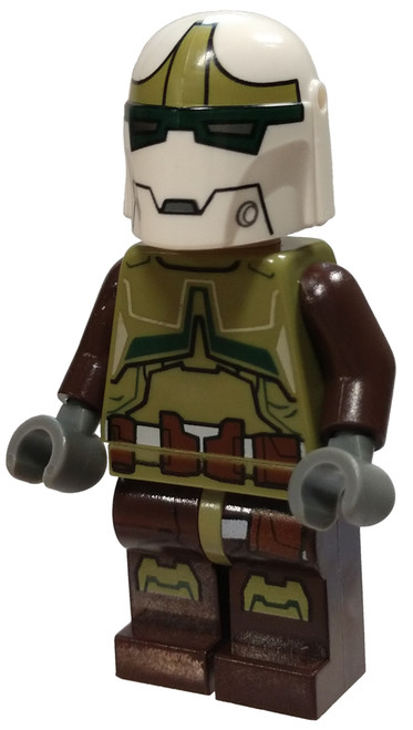 LEGO Star Wars Yoda Chronicles Bounty Hunter Minifigure [Loose]