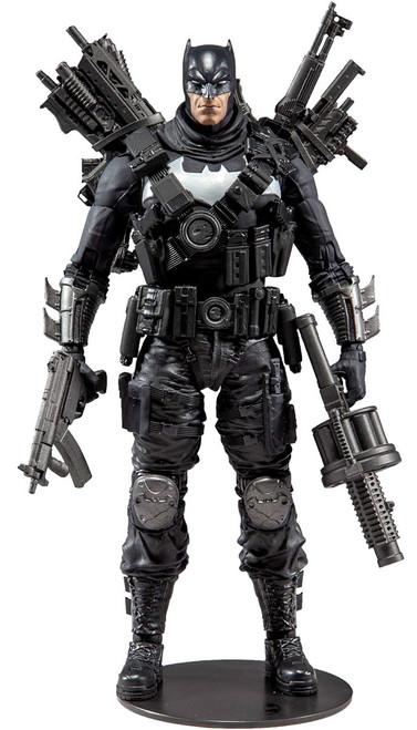 McFarlane Toys DC Multiverse Dark Nights Metal Batman The Grim Knight Action Figure