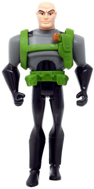 DC Universe Justice League Lex Luthor Action Figure [Grey, No Package]