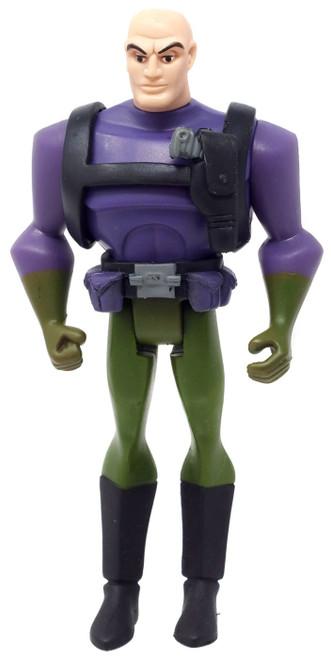 DC Universe Justice League Lex Luthor Action Figure [Purple & Green, No Package]