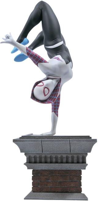 Marvel Gallery Spider-Gwen PVC Figure Statue [Handstand]