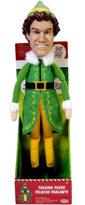 Buddy the Elf 12-Inch Talking Plush