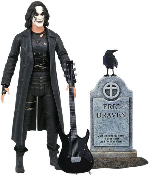 Movie Select The Crow Action Figure