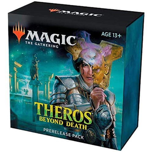 MtG Trading Card Game Theros Beyond Death Prerelease Pack
