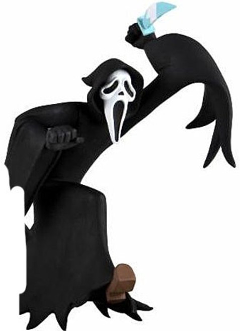 NECA Horror Scream 4 Toony Terrors Series 5 Ghostface Action Figure (Pre-Order ships January)