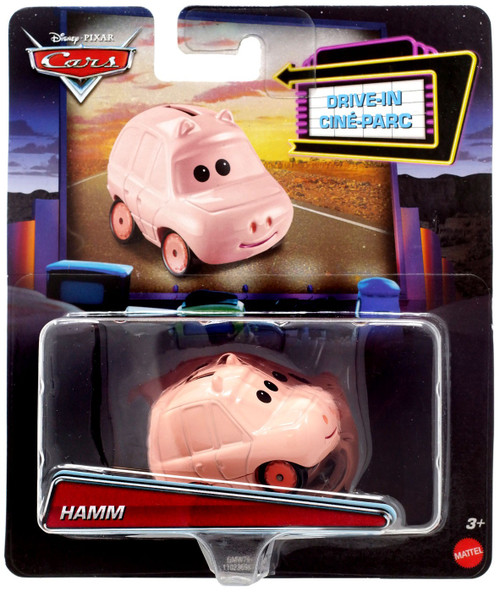 Disney / Pixar Cars Drive-In Hamm Diecast Car