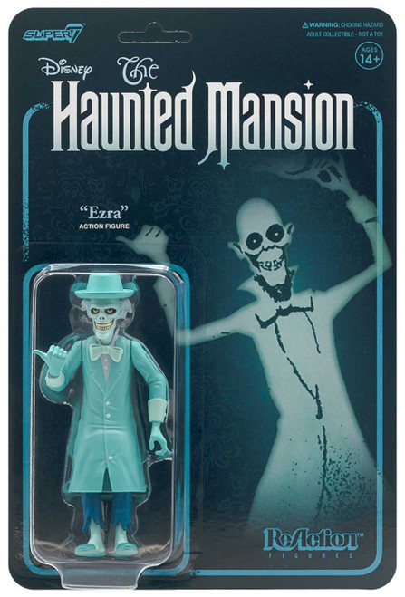 ReAction The Haunted Mansion Ezra Action Figure