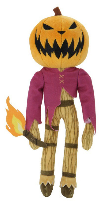 The Nightmare Before Christmas Phunny Pumpkin King 8-Inch Plush (Pre-Order ships November)